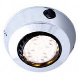 FRILIGHT COMET - 36SMD WITH SWITCH - MATT SILVER